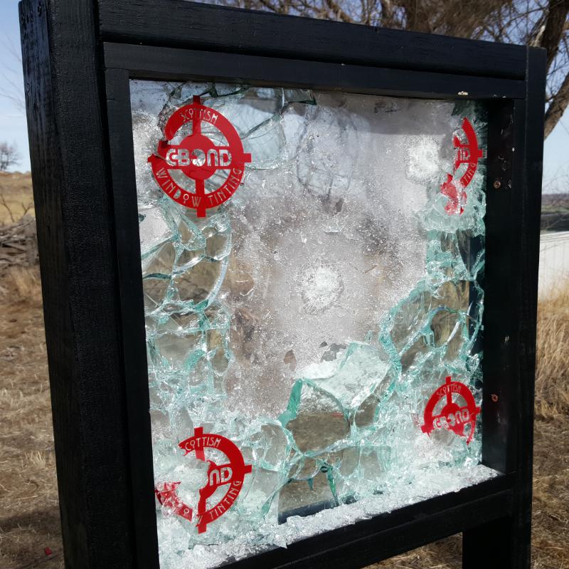 ballistic resistant window film san diego